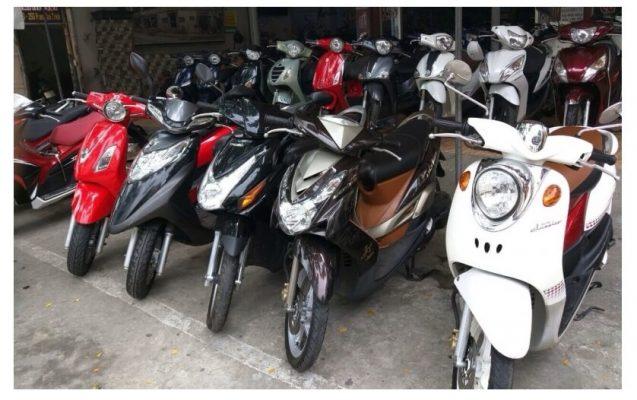cho thuê xe máy Phan Rang Ninh Thuận