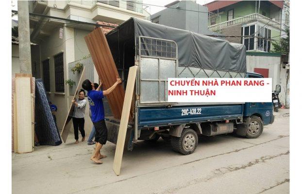 chuyển nhà trọn gói Phan Rang