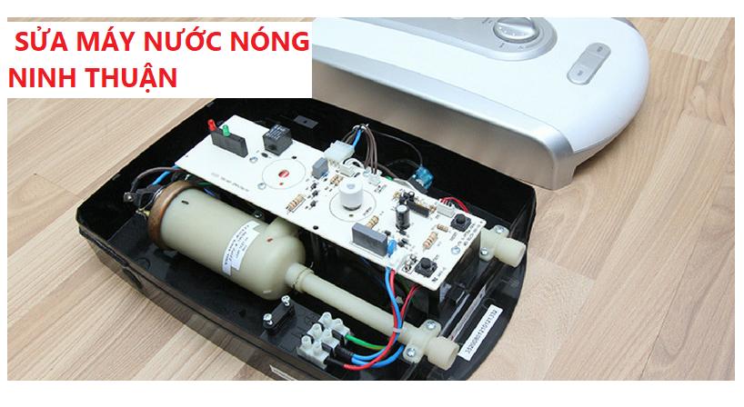 sửa máy nước nóng Phan Rang