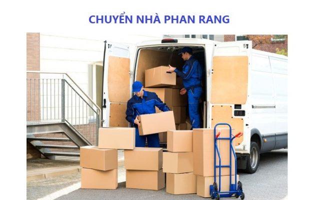 vận chuyển nhà tại Ninh Thuận