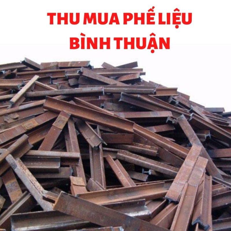 thu mua phế liệu Bình Thuận