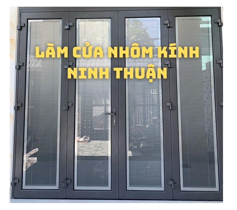 cửa nhôm kính Ninh Thuận