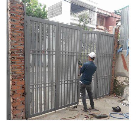 thợ làm cửa sắt Ninh Thuận