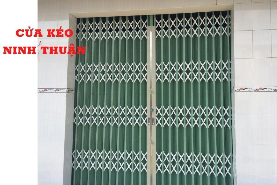 cửa kéo Ninh Thuận đẹp