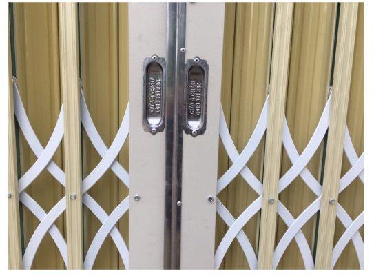 hộp khóa cửa kéo Phan Rang